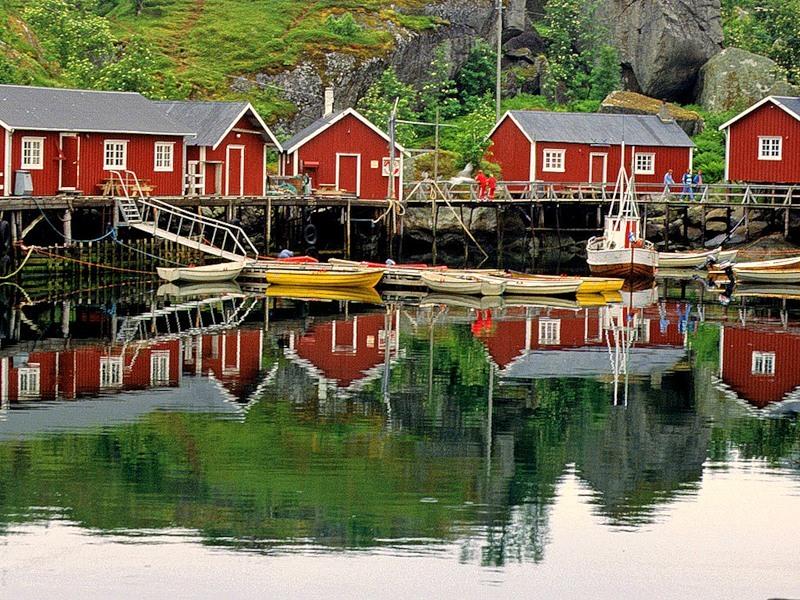 Норвегия туры фото 13